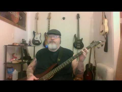 All about U by 2 Pac bass cover