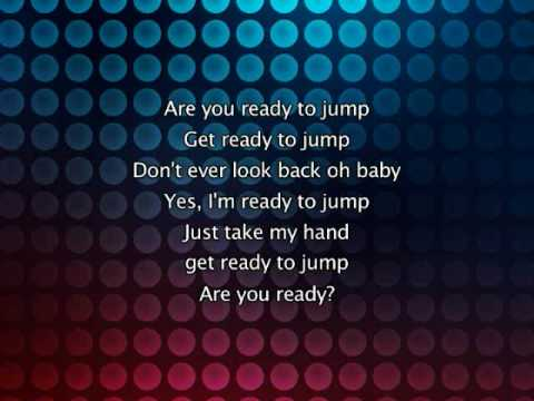 Madonna - Jump, Lyrics In Video