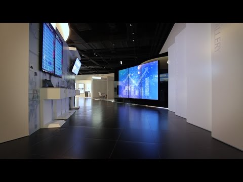 Samsung Innovation Museum - Executive Briefing Center