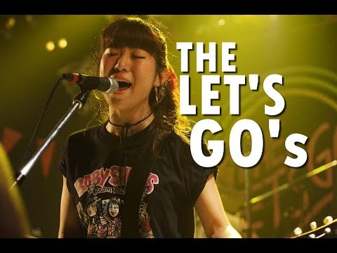 THE LET'S GO's | TRAILER | Tokio Radio