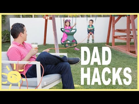 MOM HACKS ℠ | Dad Edition!  (Ep. 7)