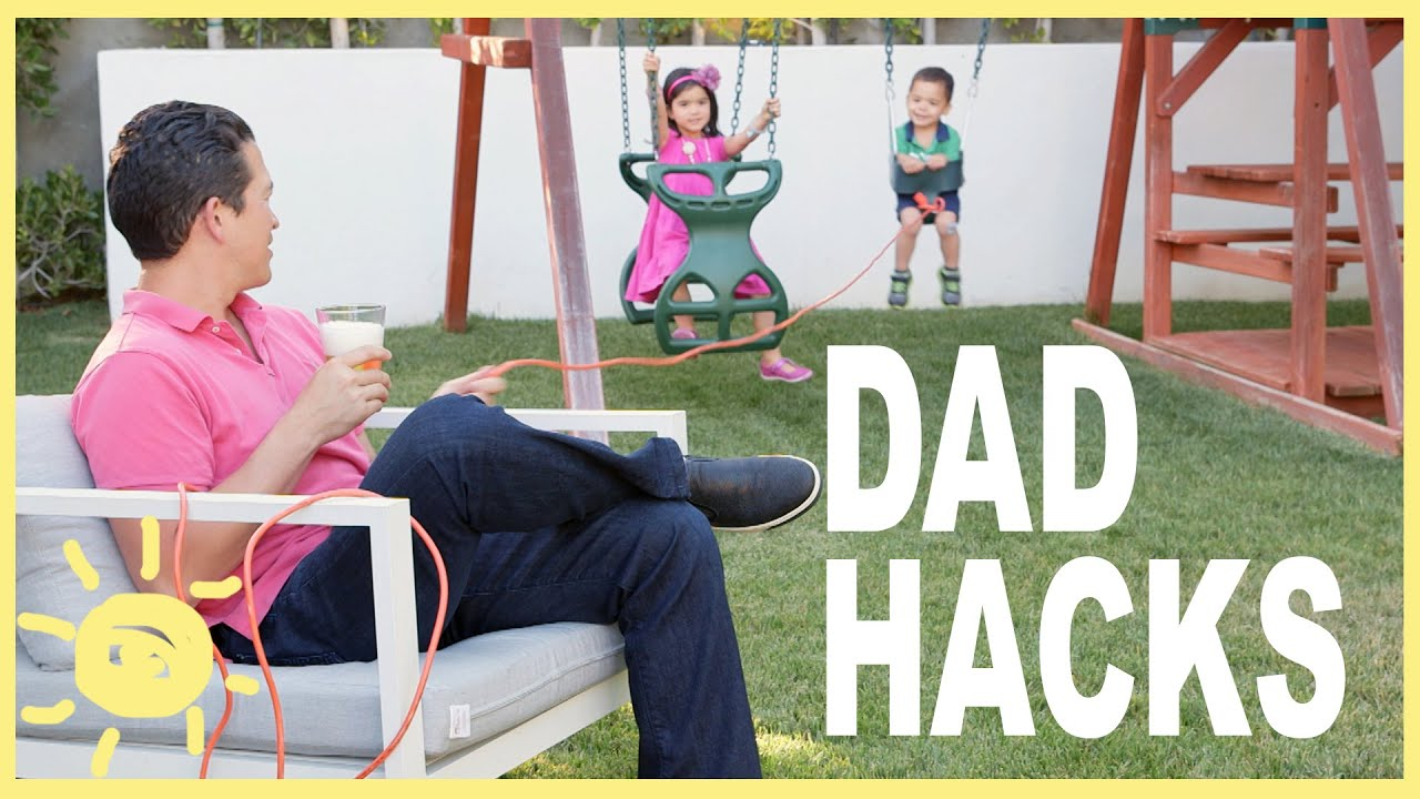 Mom Hacks ℠ Dad Edition Ep 7 Youtube