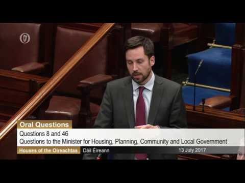 Brid Smith- Is the Minister for Housing aware of serious rent hikes by voluntary housing agencies?