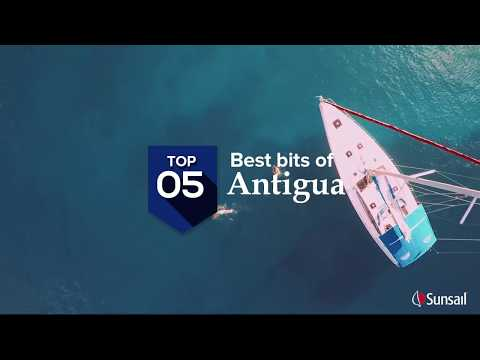 Top 5 things to do in Antigua on a sailing holiday