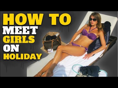 How To Meet And Attract Girls On Holiday/Vacation | A Piece Of The Attraction Podcast