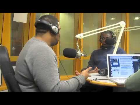Arize Interview (George Washington U Campus Radio)