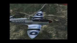 Supermarine Seafire L-III (II)