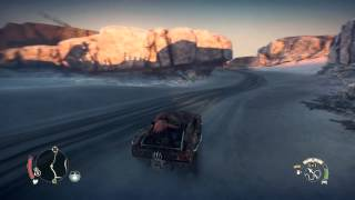Mad Max Scarecrow Jump