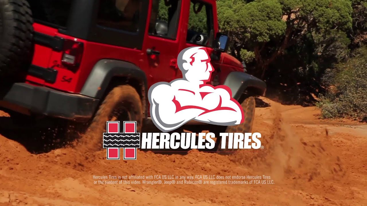 HERCULES TIRES - IRONMAN ALL COUNTRY M/T
