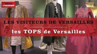 [VERSAILLES]  TOP des objets des Visiteurs de Versailles - Toute l'Histoire (Eng sub)