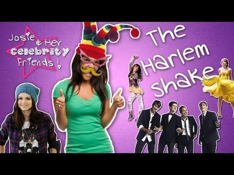 Harlem Shake Josie & Her Celebrity friends  Selena, Taylor Swift, Demi & more