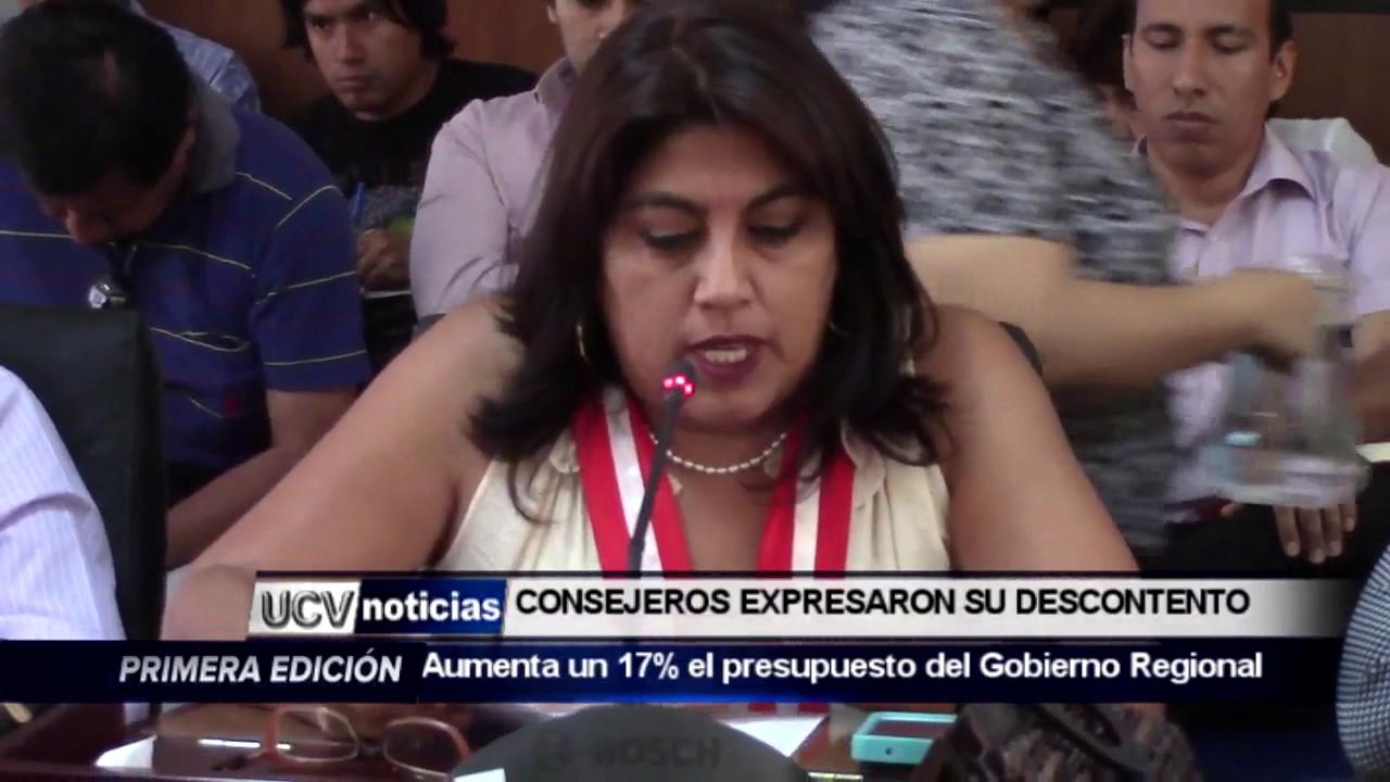 CONSEJEROS EXPRESARON SU DESCONTENTO-UCV NOTICIAS PIURA