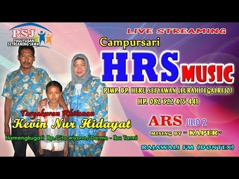 LIVE  H R S MUSIC campursari //ARS JILID 2  SOUNDSYSTEM // JMS SHOOTING