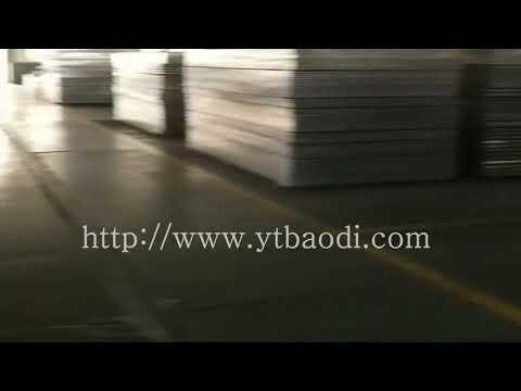 Yantai baodi Copper&Aluminum Co.,Ltd