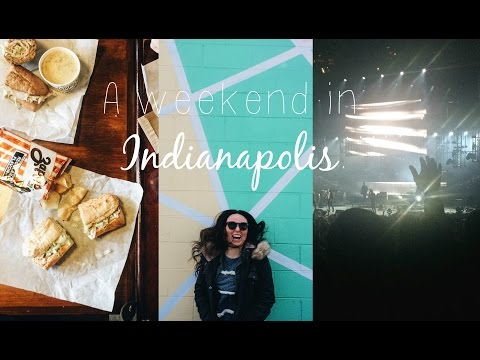 Weekend in Indianapolis: Music Fest + Outcry Tour (4.9.16)