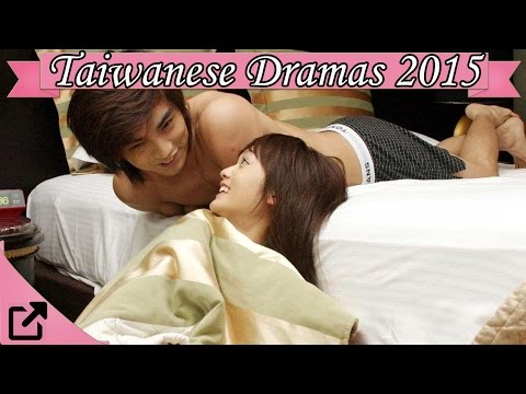 Top 50 Taiwanese Dramas 2015 (All The Time)