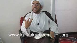 حديث الجمعة بجامع كرزكان للشيخ شاكر الفردان-أ 26-12-2008