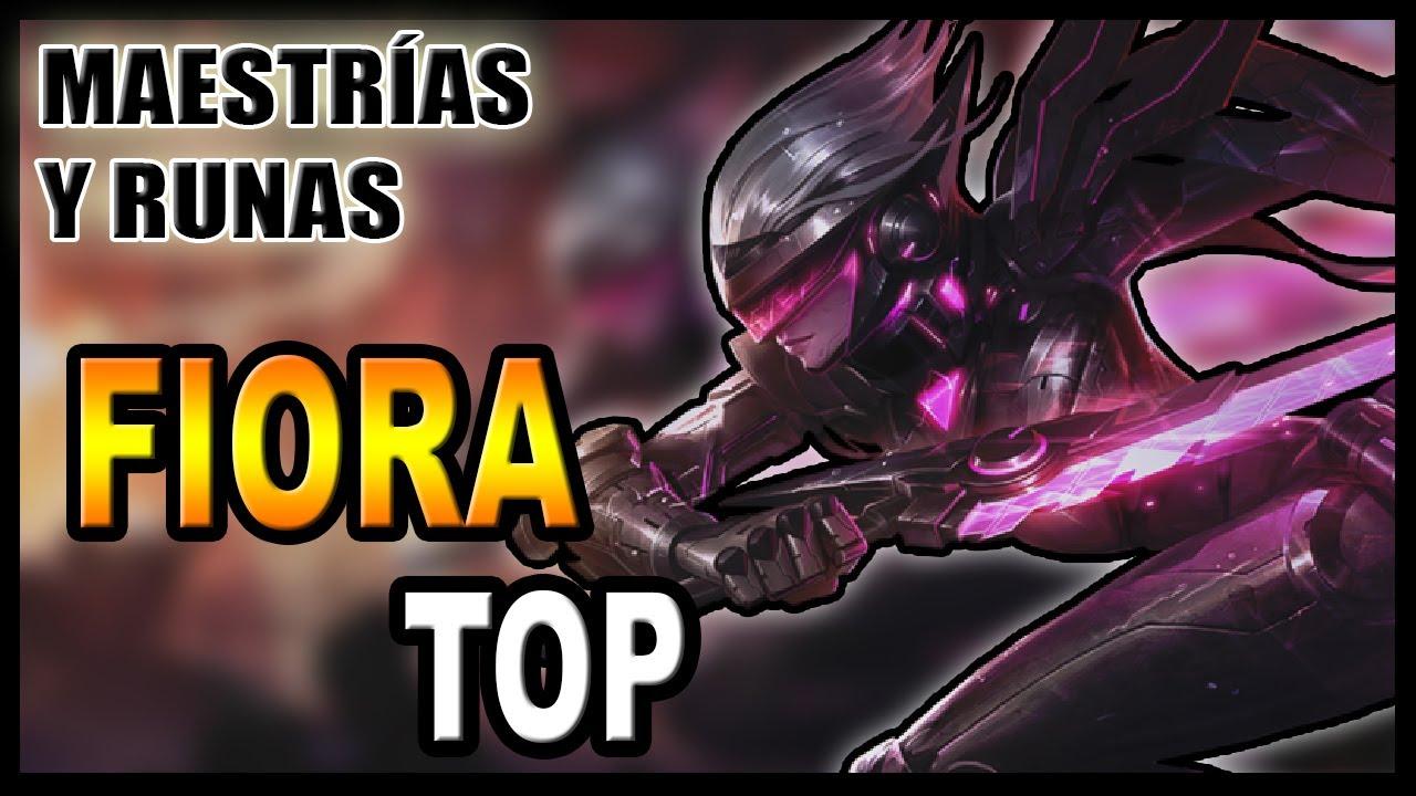 fiora build s7