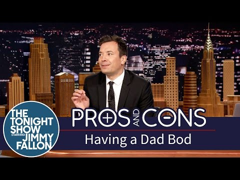 Pros and Cons: Having a Dad Bod