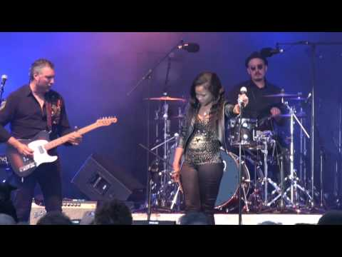Damn Your Eyes, Morblus Feat. Justina Lee Brown, Cahors Blues Festival