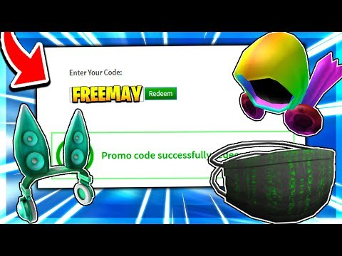 *MAY* ALL ROBLOX PROMO CODES ON ROBLOX 2020! Secret Roblox Promo Codes (WORKING)