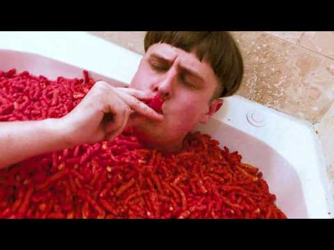 Oliver Tree - Movement [Hot Cheetos Bath Challenge]