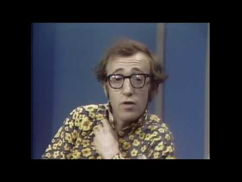 Woody Allen Dick Cavett 1969