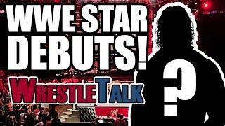 WWE Star Debuts! Finn Balor Facing Brock Lesnar Next?
