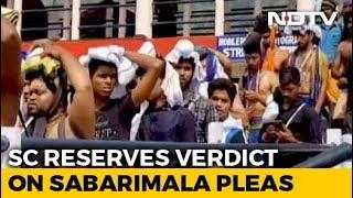 """""""Will Respect Sabarimala Verdict"""": Temple Board's U-Turn In Supreme Court"""