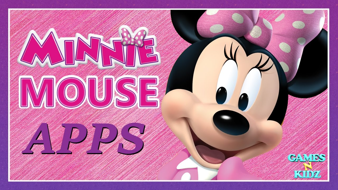Minnie Mouse Apps Video Compilation Cooking Bow Dress