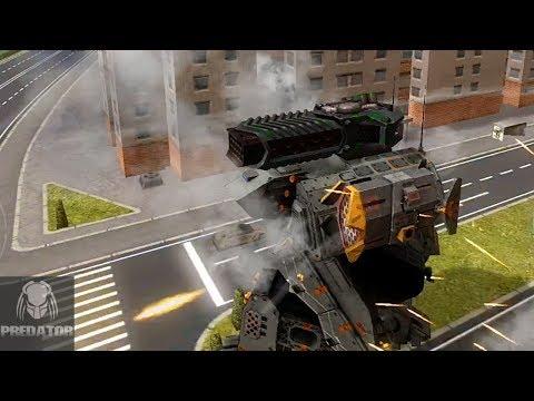BOA, GOLEM, LEO GAMEPLAY | VØX TOURNAMENT | War Robots