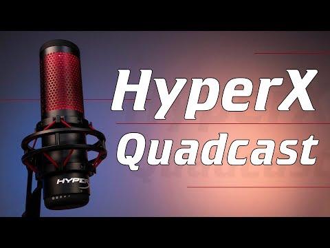 Микрофон HyperX Quadcast: лучше любой гарнитуры