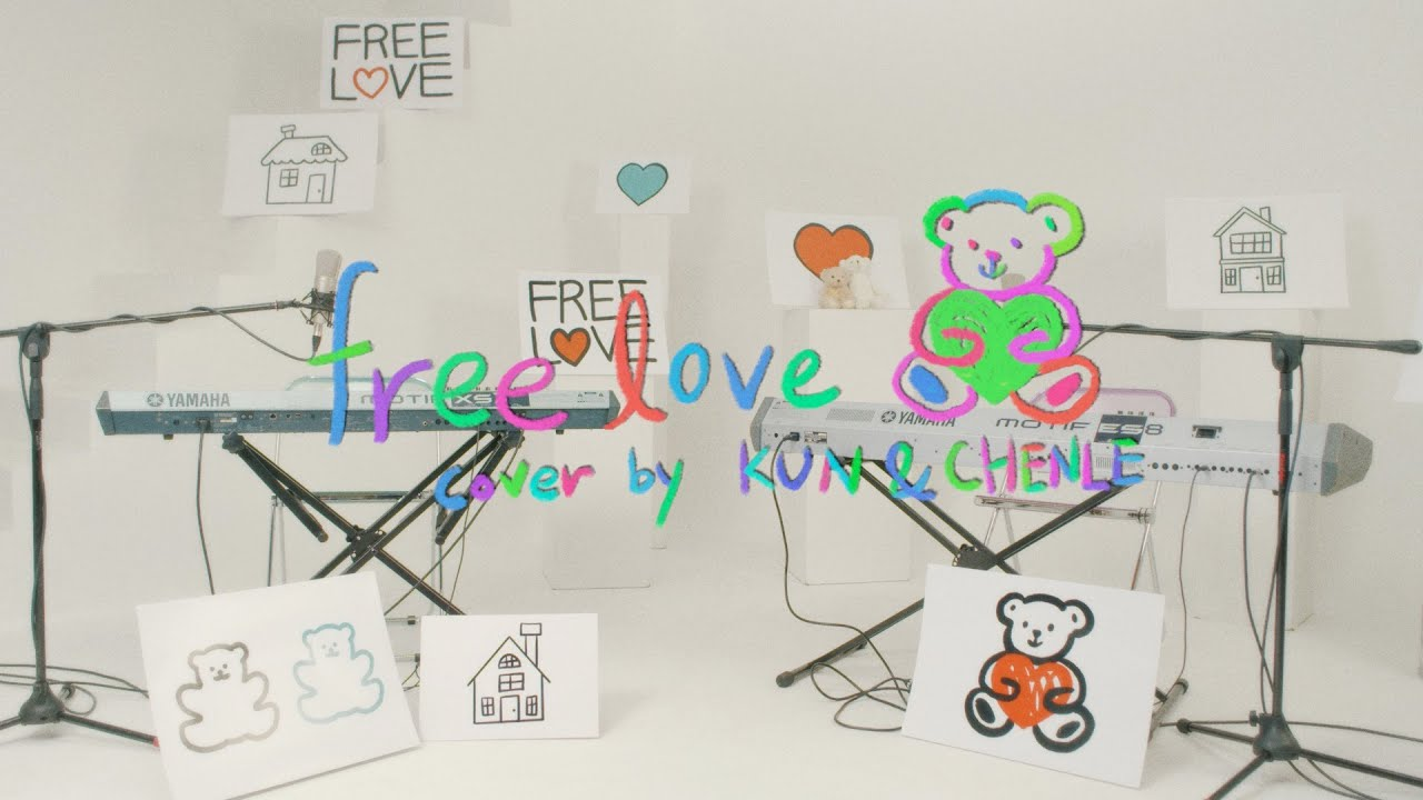 🎵 'Free Love' - HONNE | Kun & Chenle