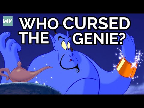 Disney Theory: Who Trapped The Genie In The Lamp?