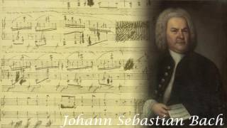 J.S. Bach Sinfonia No. 6 in E Major, BWV 792