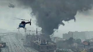 GTA V - THE END OF LOS SANTOS 7: MEGA TORNADO
