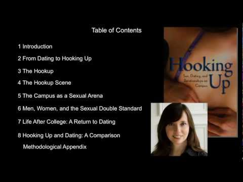 Review- Hooking Up: Sex, Dating, & Relationships on Campus