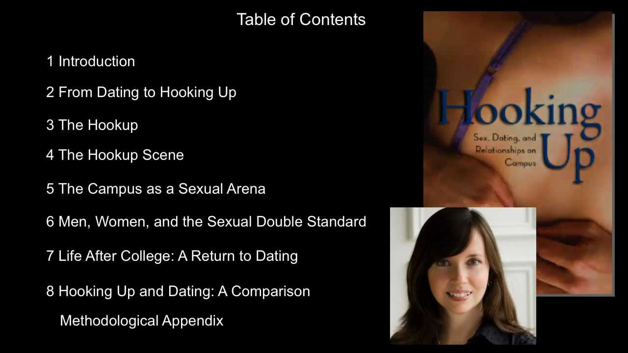 Hooking up sex hookup and relationships on campus sparknotes