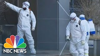 Officials Warn Of Misinformation Danger Amid Coronavirus Fears | NBC Nightly News