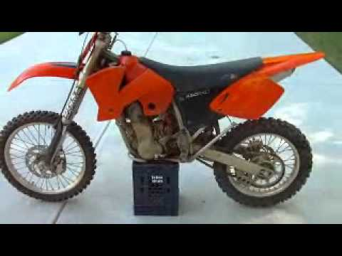 2003 ktm 450 exc youtube. Black Bedroom Furniture Sets. Home Design Ideas