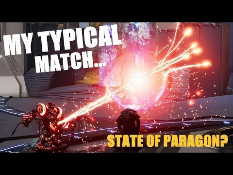 My Typical Match... State of Paragon?? Full v42.5 Riktor Gameplay