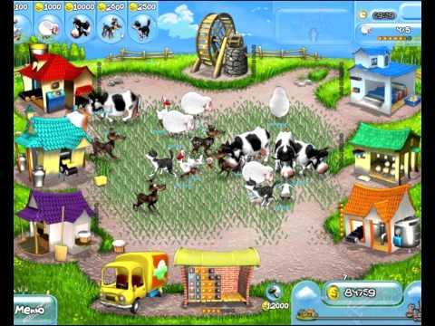 Игра Веселая ферма 4 скачать и играть!