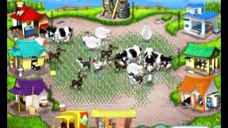 видео Скачать игру Веселая ферма. Рыбный день бесплатно и играть в Веселая ферма. Рыбный день.