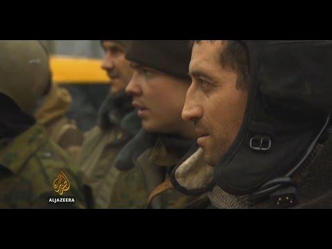 Ukrajina: Pobunjenici predani borbi