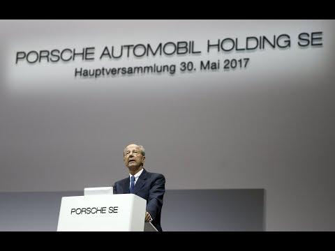 Economía | Porsche niega manipulación del mercado en la crisis del diésel