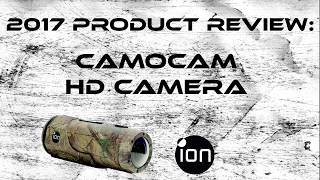 Ion CamoCam Product review