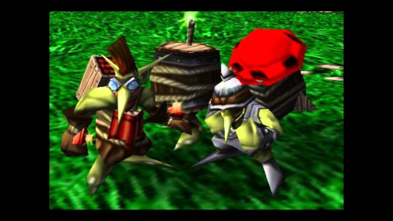 Voice Clip Warcraft Iii Goblin Sappers Goblin Techies In Dota