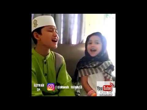 Trending Merdunya Alwi Assegaf Dan Adiknya Aminah Bersholawat Berkat Sholawat Maksiat Minggat