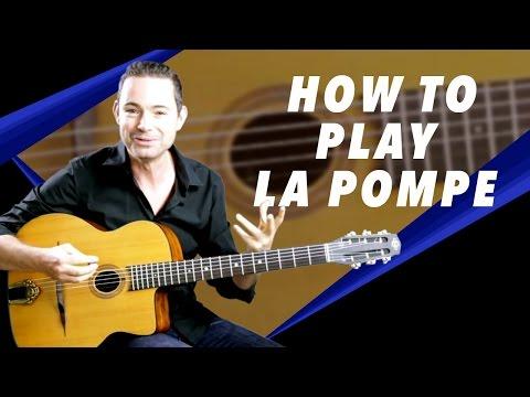 How To Play 'La Pompe' Gypsy Jazz Rhythm - Gypsy Jazz Guitar Secrets