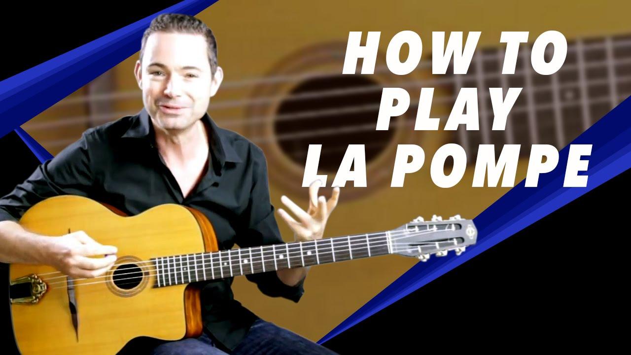 How to play 39 la pompe 39 gypsy jazz rhythm gypsy jazz - How to play la grange on acoustic guitar ...